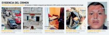 Policía desmembró a su esposa por ritual santero