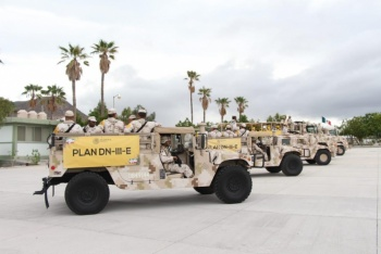 "Aplican Plan DN-III-E por paso de la tormenta tropical ""Lorena"