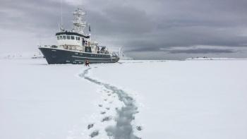 Expedición al Ártico busca dar con