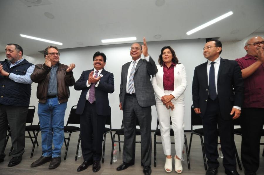 Se compromete legislador Norberto Sánchez a impulsar iniciativa contra flujo de armas
