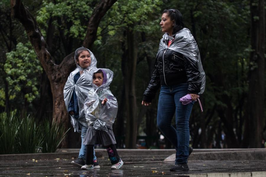Se esperan lluvias vespertinas en Valle de México este sábado