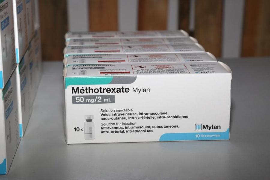 Llega a México medicamento para combatir el cáncer