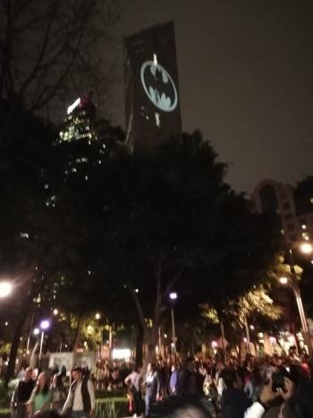 Cierran circulación en Paseo de la Reforma en espera de
