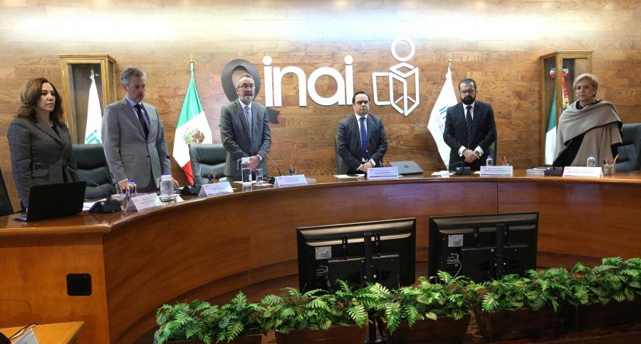 Inai ordena a Secretaría de Salud informar reuniones con farmacéuticas