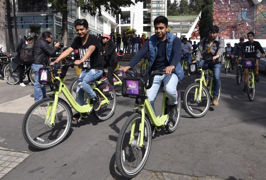 Xochimilco y Tláhuac impulsarán infraestructura ciclista