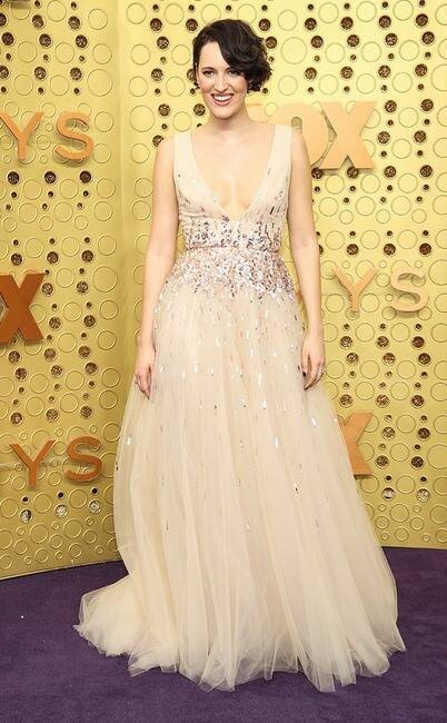 Este domingo la edición 71 de los premios Emmy y ya está la alfombra morada