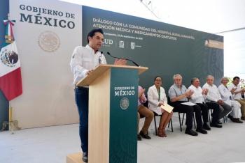 IMSS-Bienestar seguirá siendo patrimonio nacional: Zoé Robledo