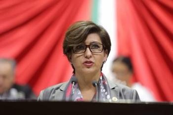 Necesario establecer mecanismos efectivos de detención en el tema del huachicol: Mónica Almeida