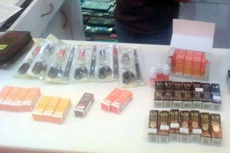 Aseguran cigarros electrónicos en Colima por incumplir la legislación sanitaria