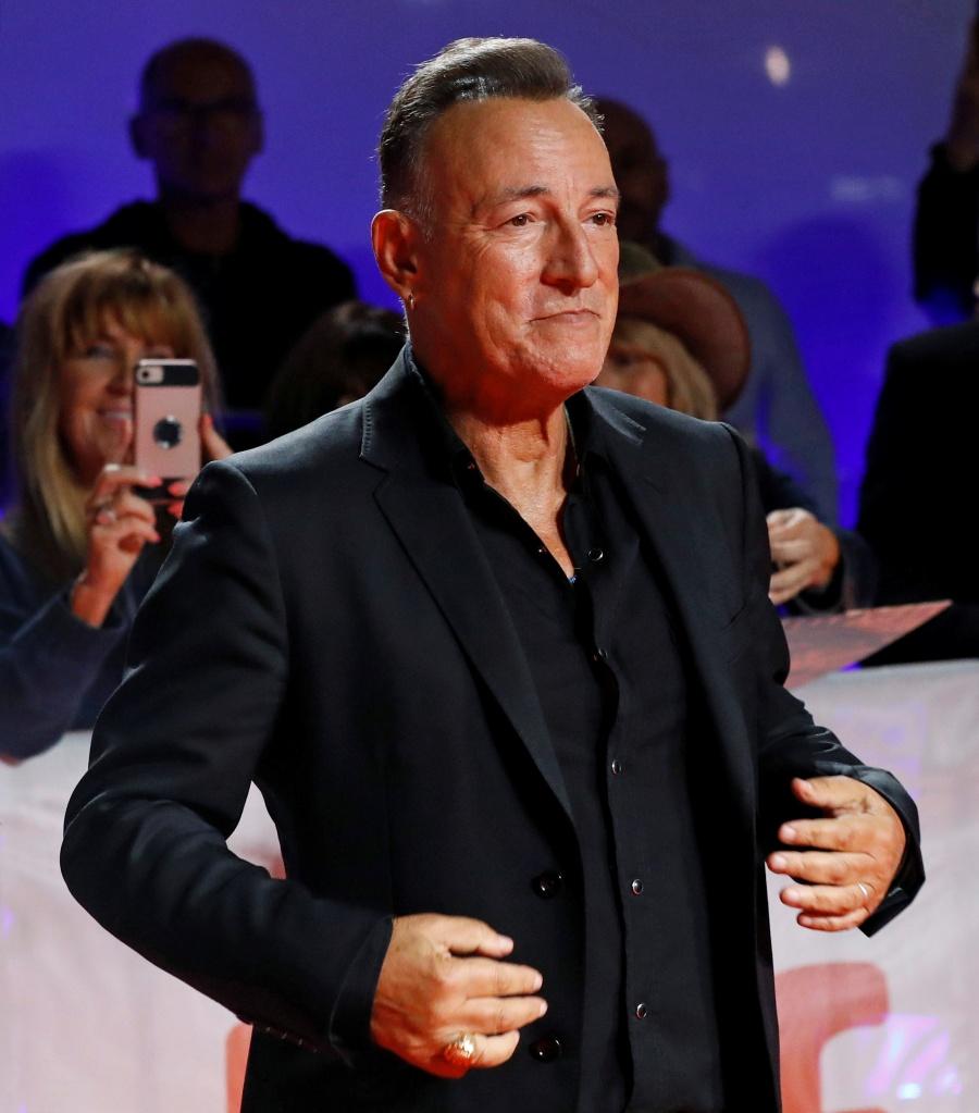 El rockero Bruce Springsteen cumple 70 años
