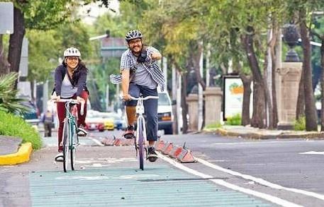 SEMOVI propone ampliar ciclovías