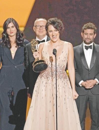 El fin de GOT se descalabra en los Emmy y sólo se lleva 2 premios