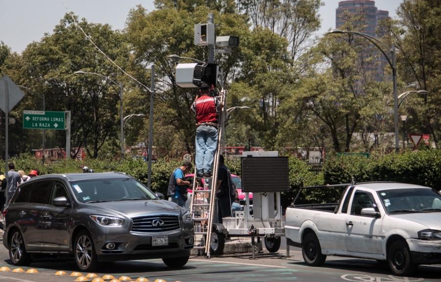 Disminuyen accidentes con Fotocívicas: Semovi