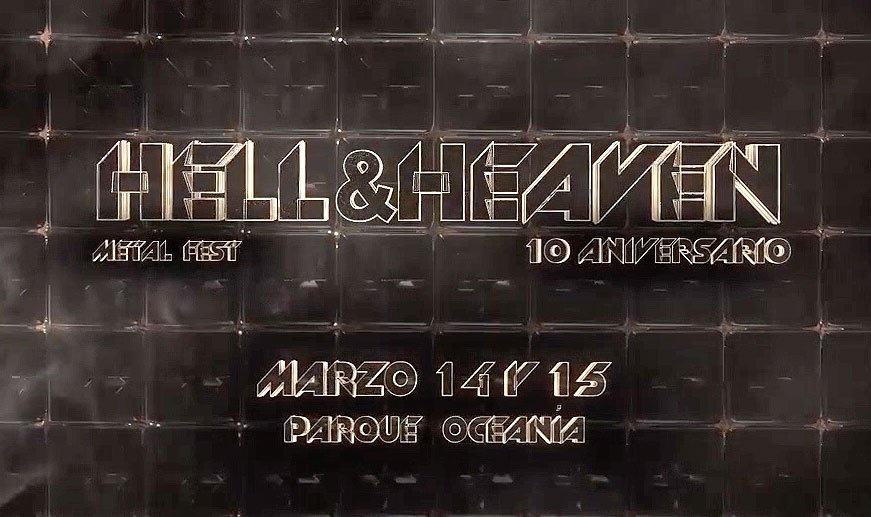 Hell and Heaven tiene fechas y lugar para 2020