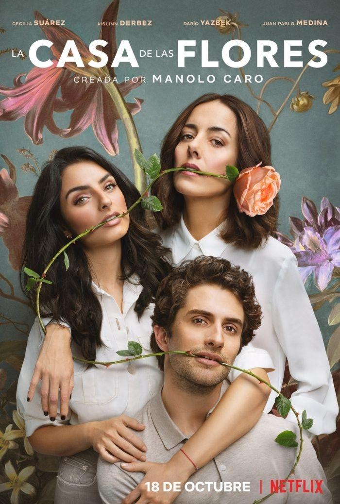 """Llega el primer tráiler de la segunda temporada de """"La Casa de las Flores"""""""