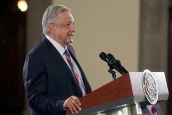 Asegura López Obrador que presupuesto 2020 es suficiente