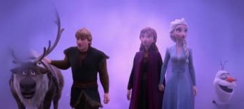 "Liberan nuevo tráiler de ""Frozen 2"""