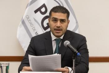 Sujetos intentaron robar caja fuerte de Omar García Harfuch, funcionario de la PGJ