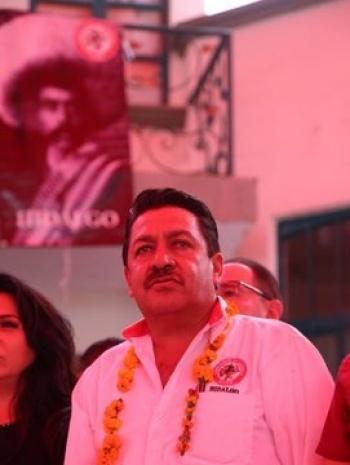 Fallece dirigente de la CNC en Hidalgo