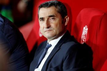 Descarta Valverde que haya crisis en el Barcelona
