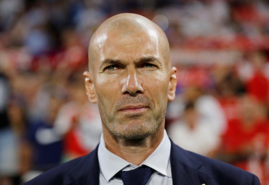 Zidane, frustrado por la lista de lesionados en el Real Madrid