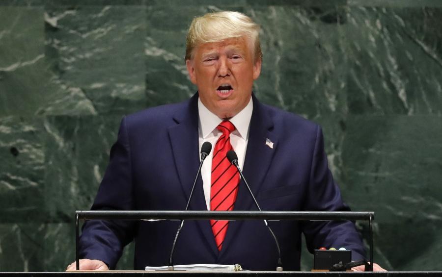 Trump reconoce ante la ONU cooperación de AMLO en migración