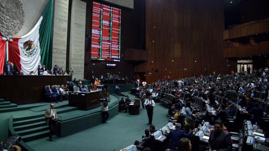 Aprueban Diputados reforma que prohíbe condonación de impuestos a grandes empresas