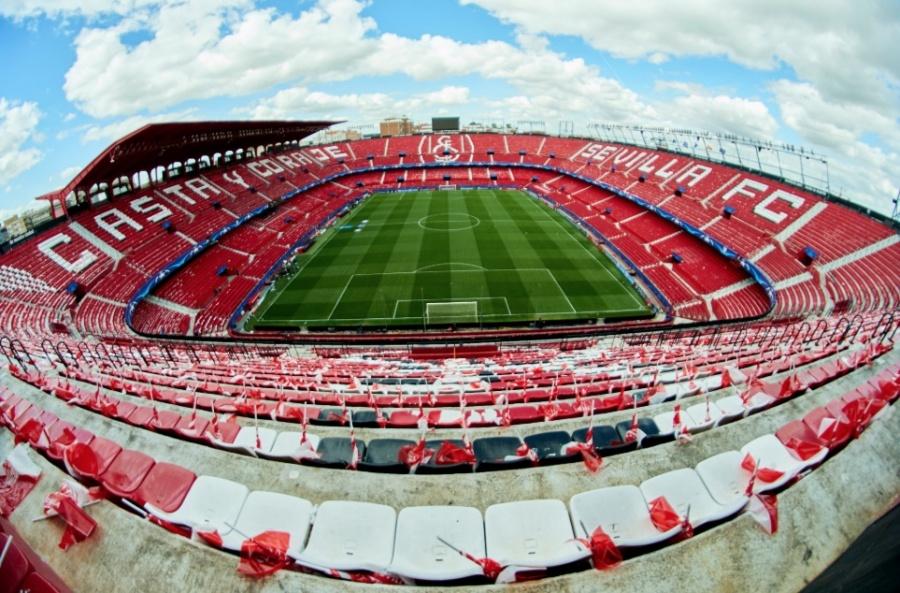 El Sánchez Pizjuán, sede de la final de la Europa League 2021
