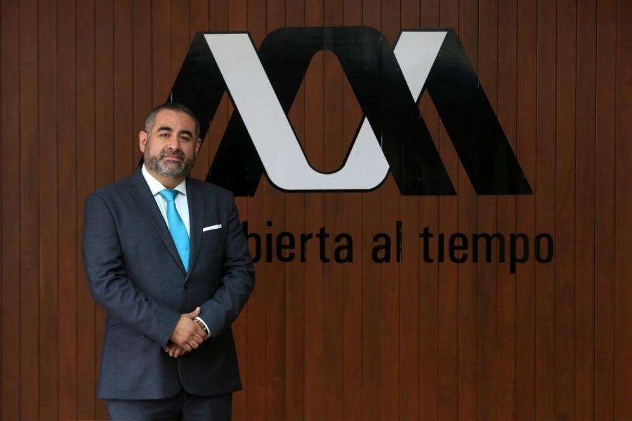 Óscar Lozano, nuevo rector de la UAM Azcapotzalco