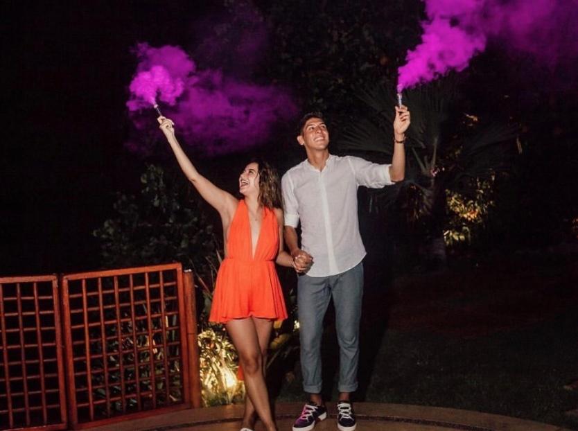 Edson Álvarez anuncia que será papá