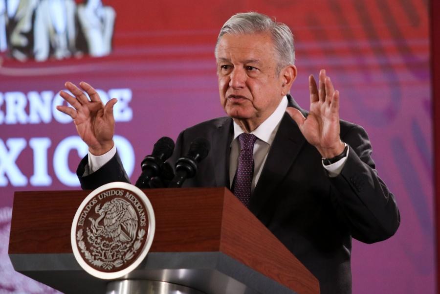 Afirma AMLO que ha sido exitosa la estrategia de rescate de Pemex