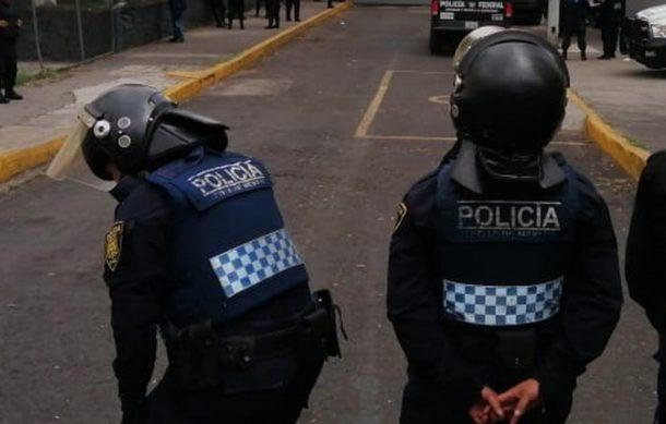 """Refuerzan seguridad en zona centro de CDMX, por asesinato del tío de """"El Pozoles"""