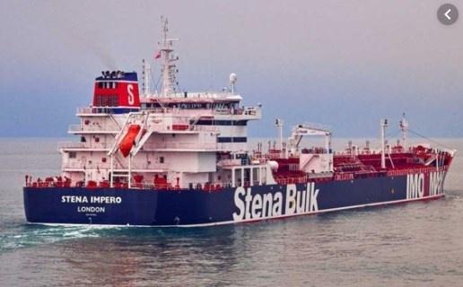 Irán libera petrolero inglés secuestrado