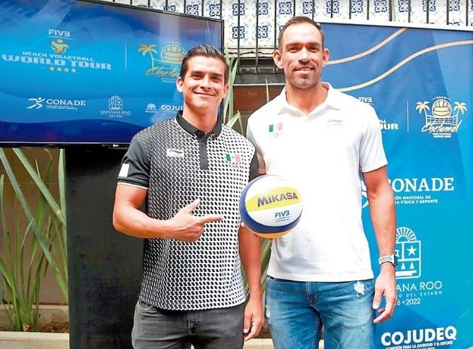 Ontiveros y Virgen encaran el Mundial de Voleibol 2019
