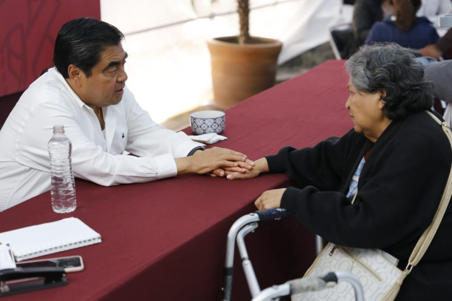 Solicitan al gobernador Barbosa promover inclusión a personas con discapacidad