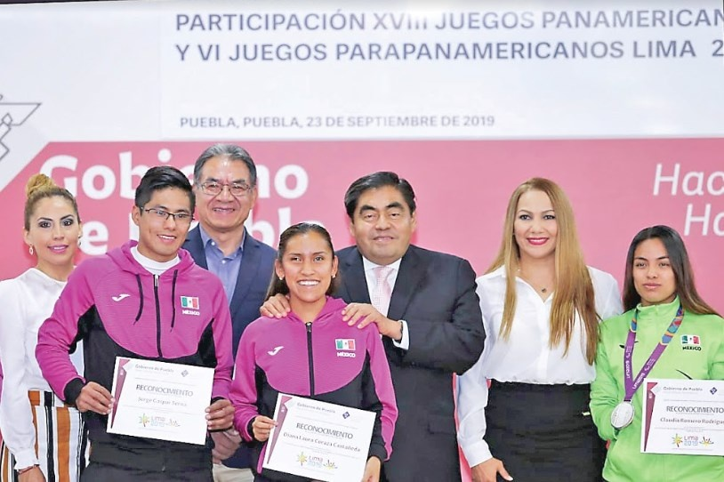 Proyecta Barbosa más apoyo al deporte popular en Puebla