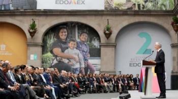 El Edomex consolida su economía, afirma el gobernador Del Mazo en su segundo informe