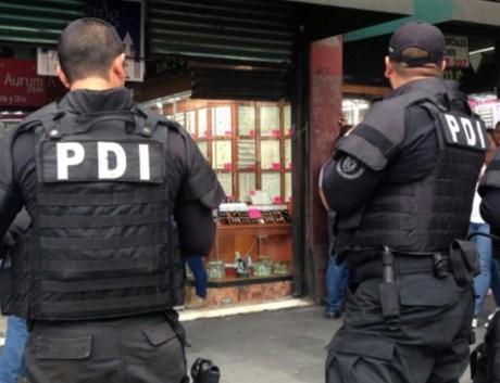 Agentes PDI desmantelan 3 narcotienditas en Álvaro Obregón