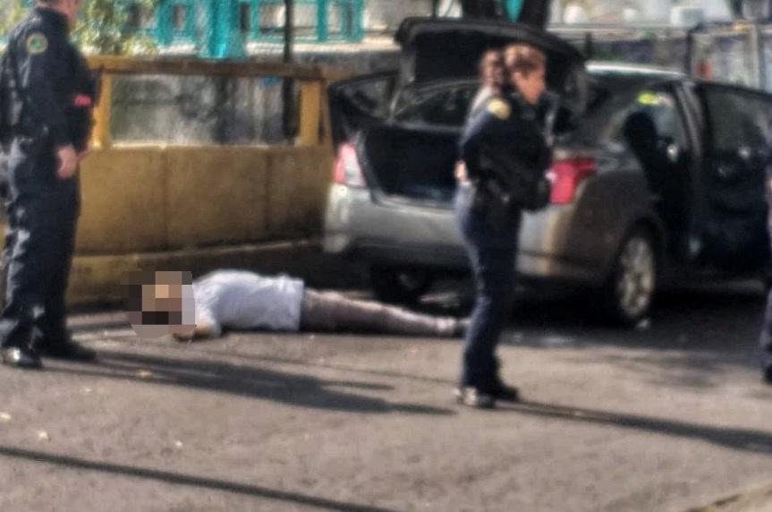 Balacera en avenida Gran Canal deja al menos tres muertos