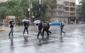 Se registran fuertes lluvias en al menos 13 alcaldías de la CDMX