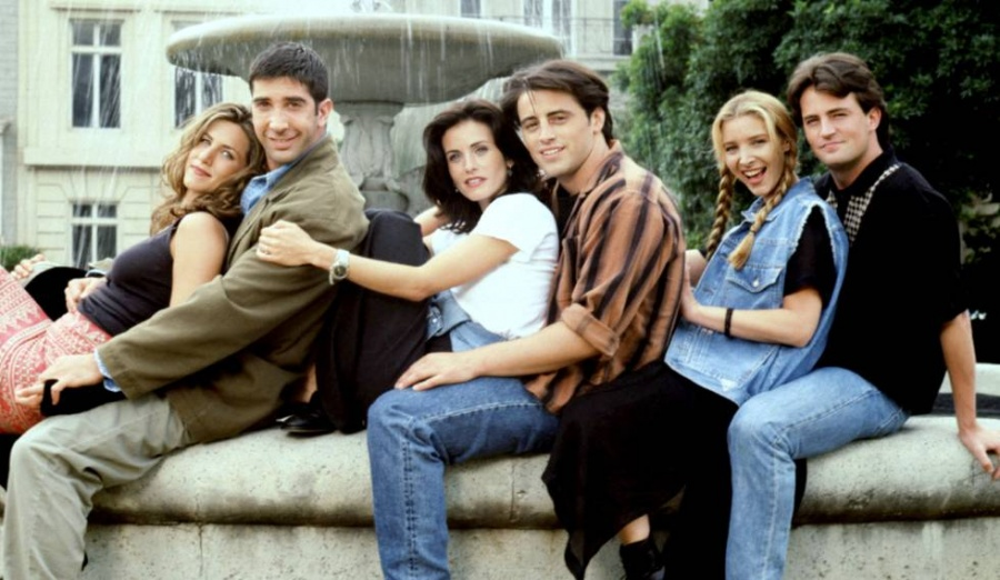 """Cinemex proyectará capítulos de """"Friends"""""""