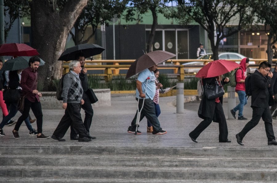 Se prevé miércoles lluvioso en todo el país
