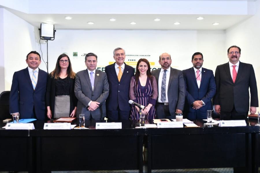 Plantea IECM propuestas para Reforma Electoral