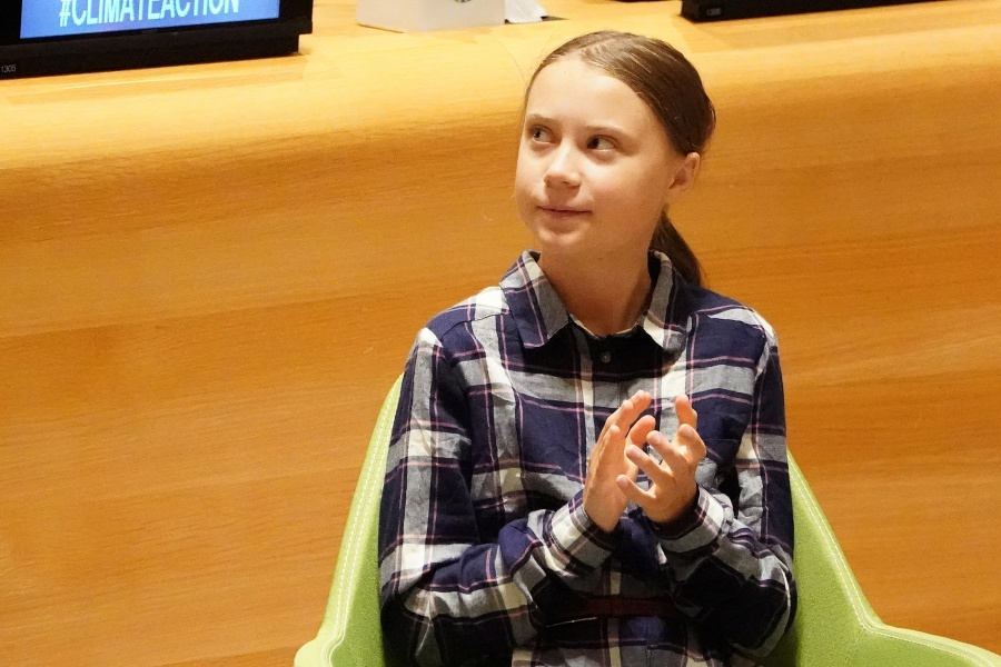 "Greta Thunberg recibe el premio ""Nobel Alternativo"""