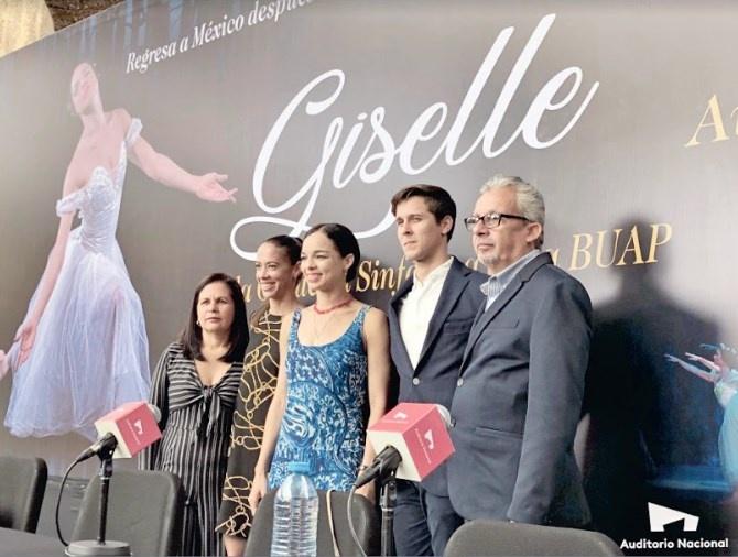 Tras 15 años Legendario Ballet Cubano regresa a México con Giselle