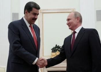 Apoya Rusia diálogos entre Gobierno y oposición de Venezuela: Putin