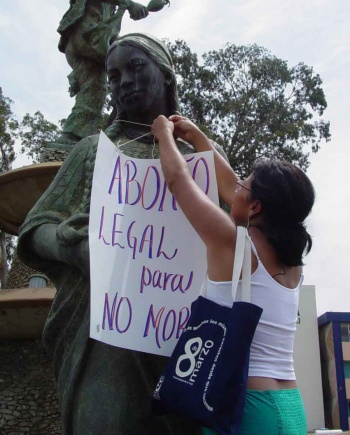 Se votará en Oaxaca la despenalización del aborto
