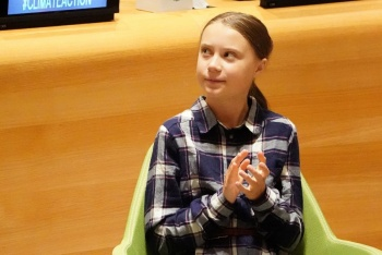 "Greta Thunberg recibe el premio ""Nobel Alternativo"""