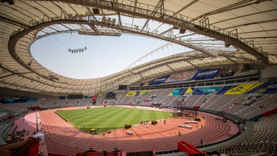 Qatar, primer país de Medio Oriente en ser sede del Campeonato Mundial de Atletismo