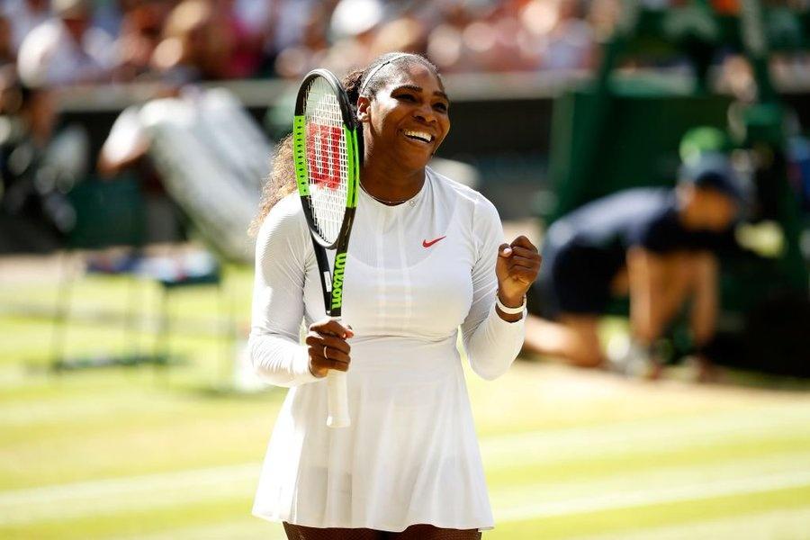 Serena Williams: 'Me aterraba dar a luz'